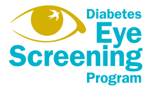 Diabetes Eye Screening Logo